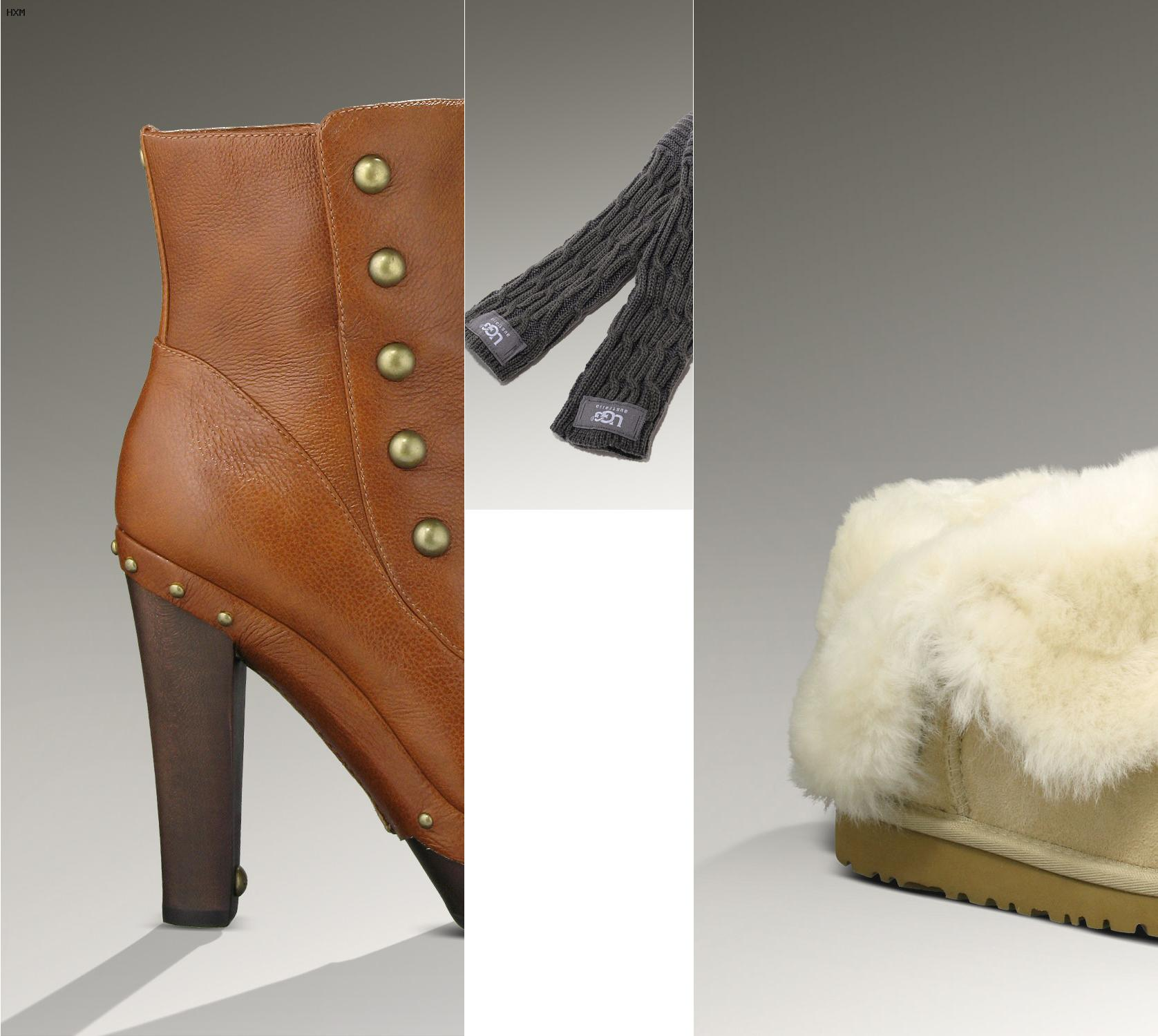 ugg color nocciola